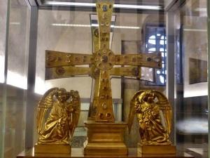 274. Catedral. Cámara Santa. Cruz de los Ángeles
