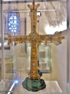 275. Catedral. Cámara Santa. Cruz de la Victoria