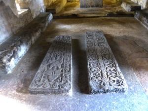 280. Cámara Santa. Cripta de Sta. Leocadia