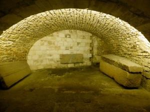 282. Cámara Santa. Cripta de Sta. Leocadia