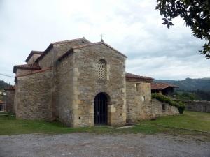 308. Pravia. San Juan de Santaines