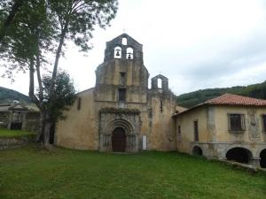 322. Monasterio de Obona
