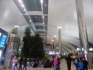 001. Aeropuerto de Dubai