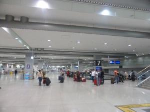 003. Aeropuerto de Osaka