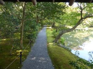 046. Kyoto. Templo de Kinkaku-ji. Pabellón dorado