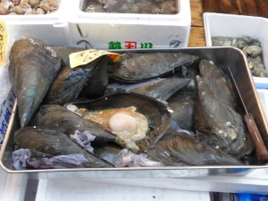 1019. Tokio. Mercado de pescado de Tsukiji