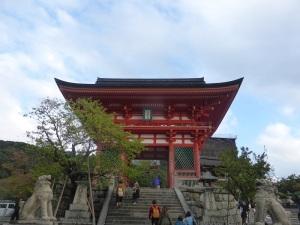 120. Kioto. Subida al templo Kiyomizu