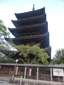 157. Kioto. Bajando del templo Kiyomizu