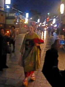 168. Kioto. Distrito Gion