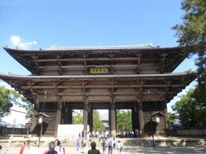 194. Nara. Templo Todai-ji