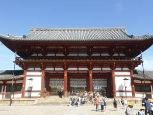 207. Nara. Templo Todai-ji