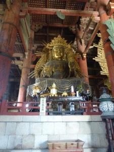 232. Nara. Templo Todai-ji. Nyoirin Kannon