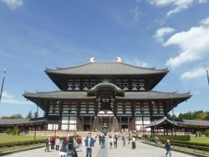 238. Nara. Templo Todai-ji
