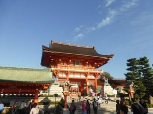 279. Kioto. Santuario Fushimi