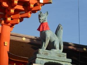 282. Kioto. Santuario Fushimi