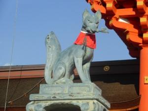 283. Kioto. Santuario Fushimi