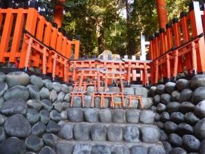 308. Kioto. Santuario Fushimi