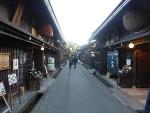 404. Takayama. Calle Sanmachi-suji