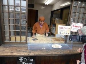 427. Takayama. Mercado de la mañana