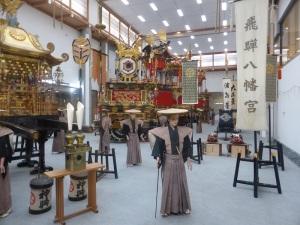 444. Takayama. Museo Yatai Kaina