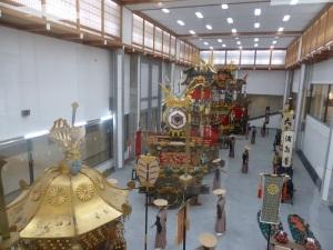 457. Takayama. Museo Yatai Kaina