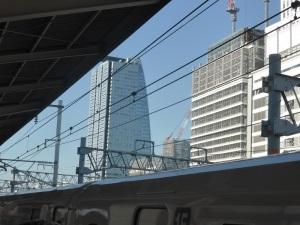 498. Tren de Takayama a Hakone. Nagoya