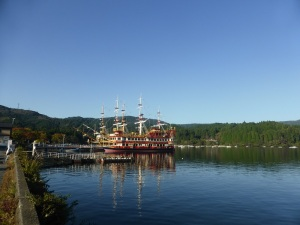 510. Hakone. lago Ashi