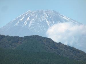 541. Hakone. Por el lago Ashi