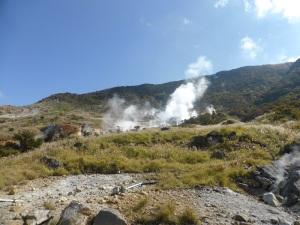 580. Hakone. Valle de la Gran Ebullición