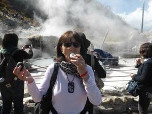 589. Hakone. Valle de la Gran Ebullición