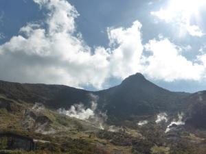 597. Hakone. Valle de la Gran Ebullición