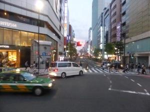 605. Hacia Tokio