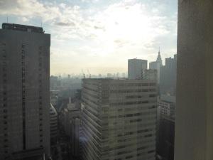 618. Tokio. Desde el hotel