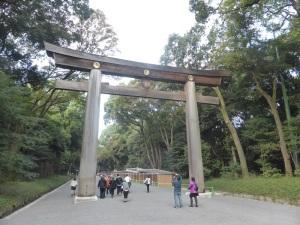 625. Tokio, Santuario Meiji