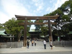 628. Tokio. Santuario Meiji