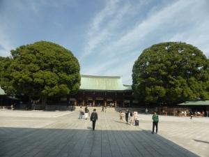 633. Tokio. Santuario Meiji