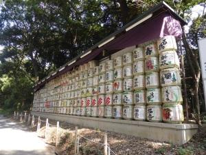 634. Tokio. Santuario Meiji