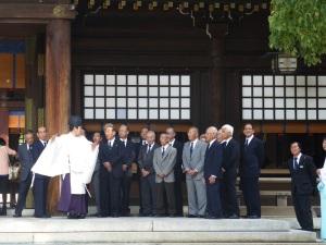 644. Tokio. Santuario Meiji. Boda sintoísta