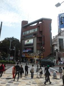 653. Tokio. Calle Omotesando