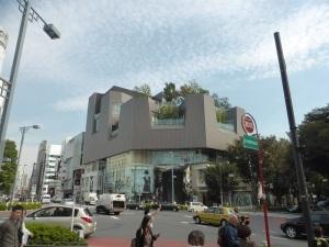 654. Tokio. Calle Omotesando