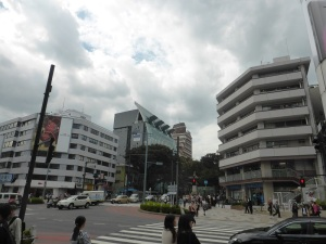 669. Tokio. Calle Omotesando