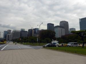 686. Tokio. Parque Kitanomaru