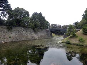 696. Tokio. Palacio Imperial