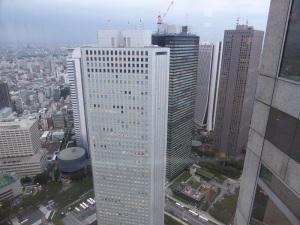 728. Tokio desde la torre del Gobierno Metropolitano