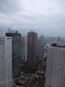 729. Tokio desde la torre del Gobierno Metropolitano