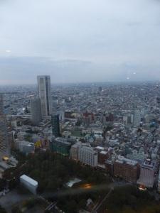 734. Tokio desde la torre del Gobierno Metropolitano
