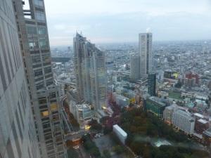 737. Tokio desde la torre del Gobierno Metropolitano