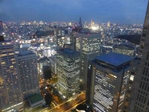750.Tokio desde la torre del Gobierno Metropolitano