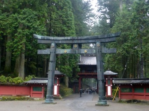 768. Nikko. Santuario Toshogu