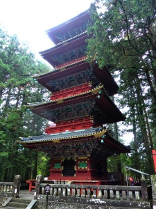 779. Nikko. Santuario Toshogu. Pagoda